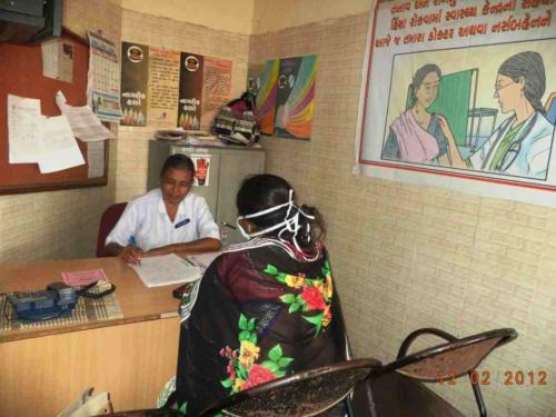 Rural Health Sector response to VAW